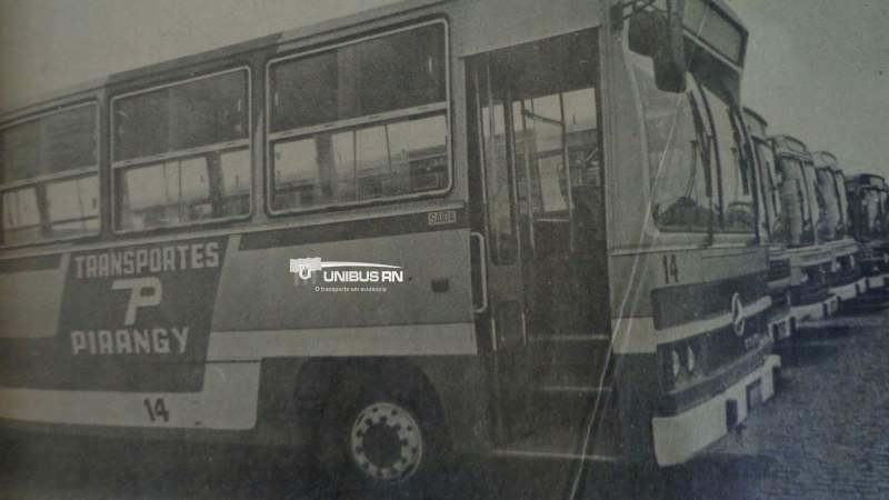 Almanaque Unibus RN: Transportes Pirangy