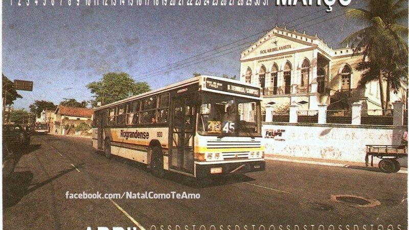 #Tbt UNIBUS RN: Riograndense, Guanabara e Pirangy em 1993