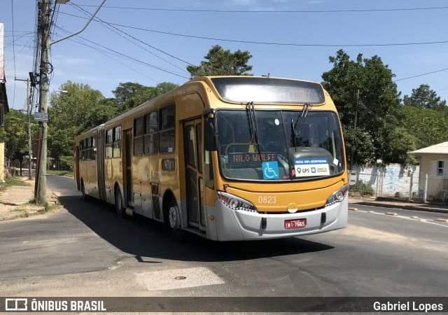 RS: Carris conclui aquisição de quase cem ônibus novos