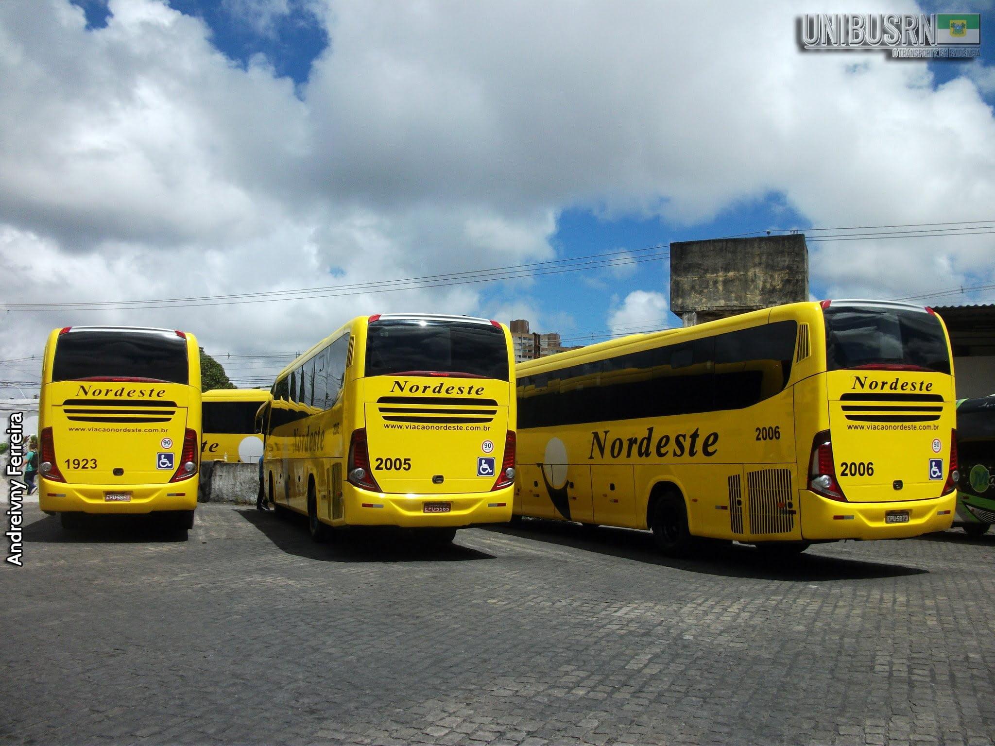 Viação Nordeste anuncia retomada de viagens entre Natal e Apodi