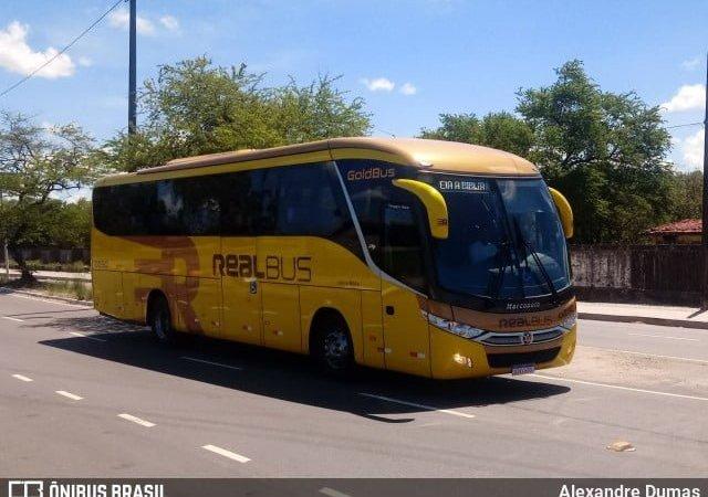 PB: Real Bus renova sua frota
