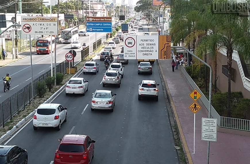Natal: Prefeitura lança Semana Nacional do Trânsito 2021