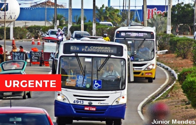 SETURN pede subsídio à Prefeitura para pagar salário dos funcionários das empresas de ônibus e alerta para risco de falência das viações