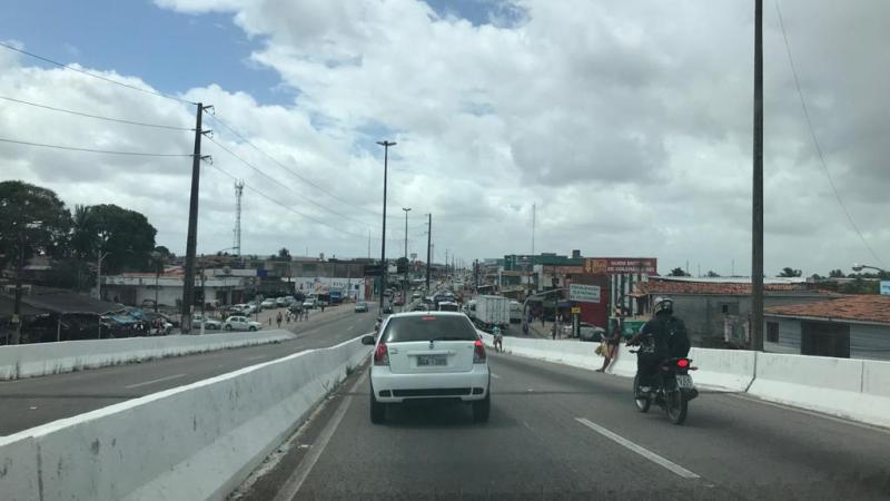 Natal: Avenida Tomaz Landim sofrerá interdição parcial para obras do Gancho de Igapó