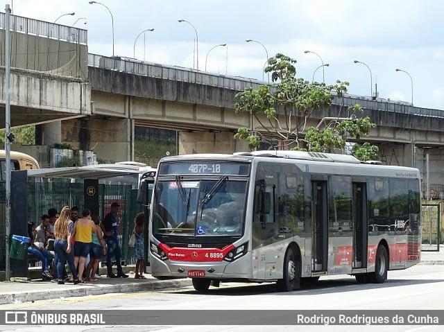 Prefeito de São Paulo confirma R$ 375 milhões por mês para manter emprego de motoristas de ônibus
