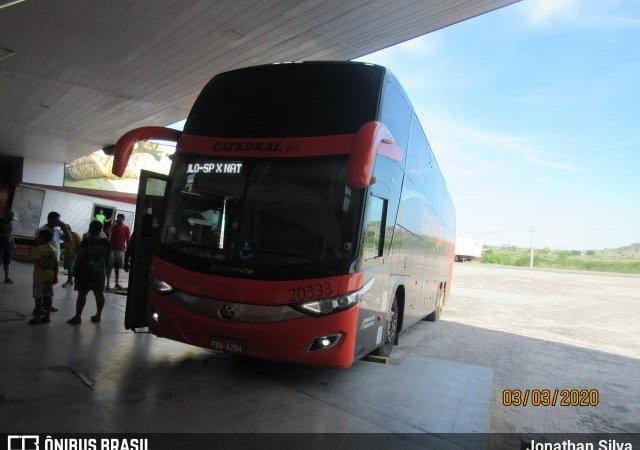 Coronavirus: Empresas de ônibus afirmam colapso e pedem ajuda a governos