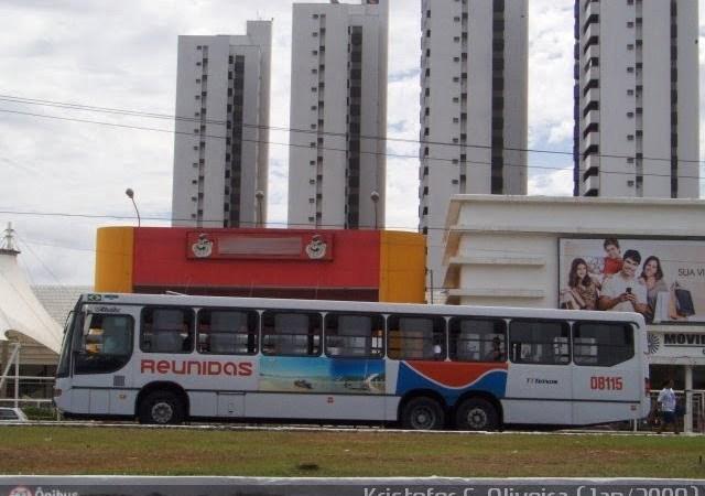 #TBT Unibus RN: Reunidas 08115 e 08116
