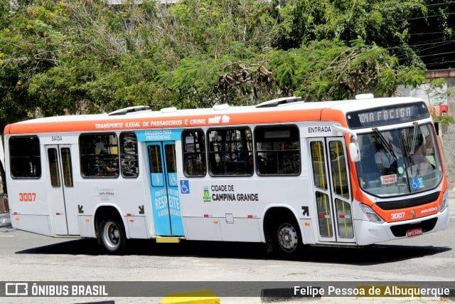 PB: Empresas de transporte coletivo de Campina Grande podem demitir funcionários, diz Sitrans