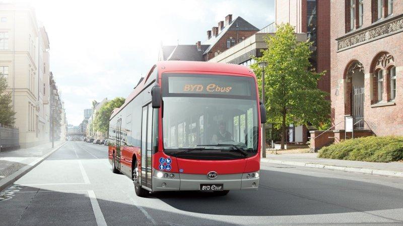 Internacional: Operadora Nobina seleciona a frota da BYD de ônibus elétricos para operação na Suécia