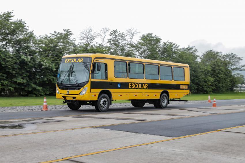 RO: Volkswagen entrega 146 ônibus ao Caminho da Escola em Porto Velho