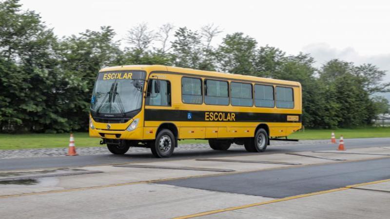 Ônibus Volkswagen são campeões do Prêmio Top Educação pela oitava vez consecutiva