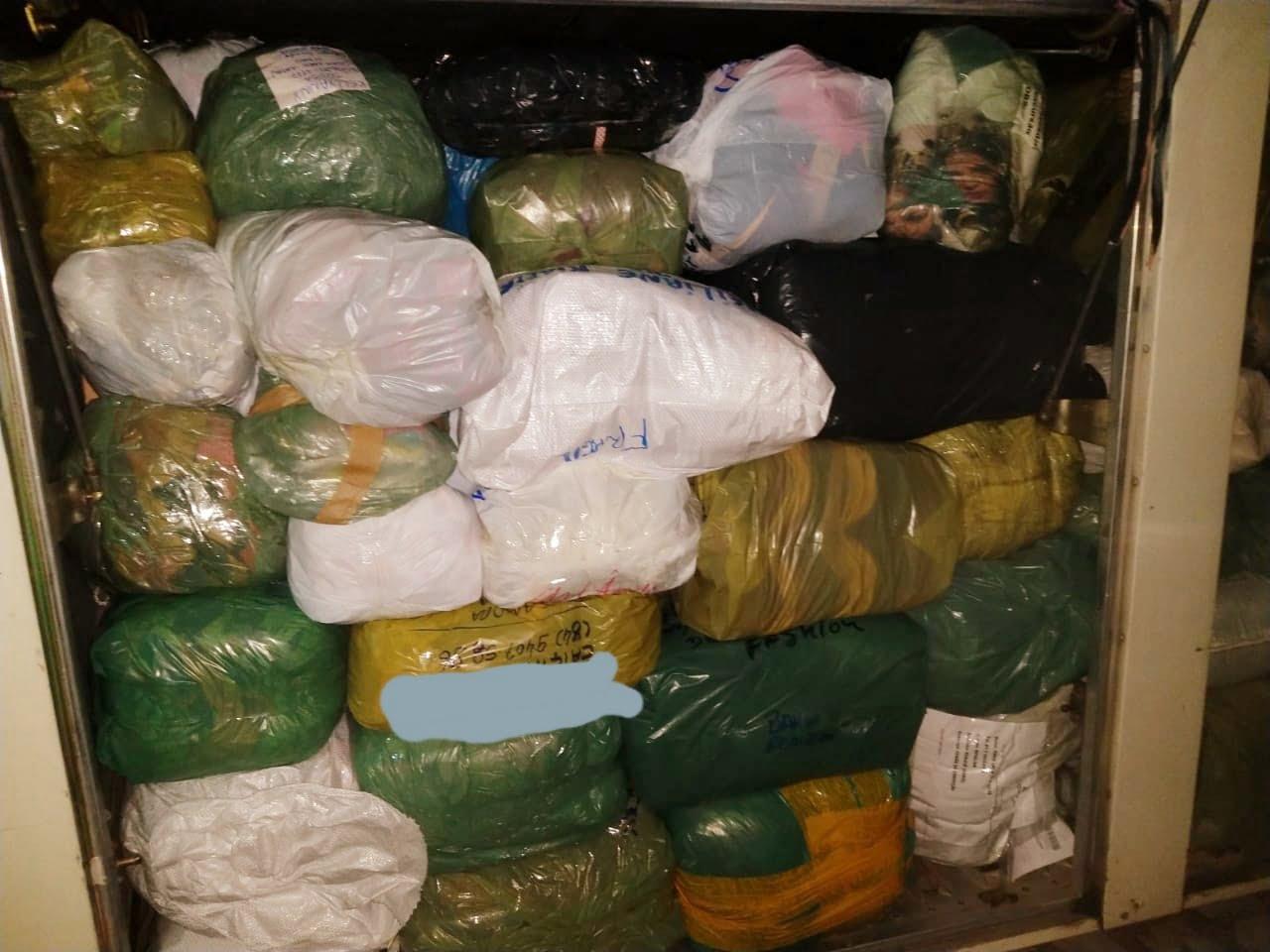 Mossoró: Ônibus de turismo são flagrados transportando mercadorias sem Nota Fiscal