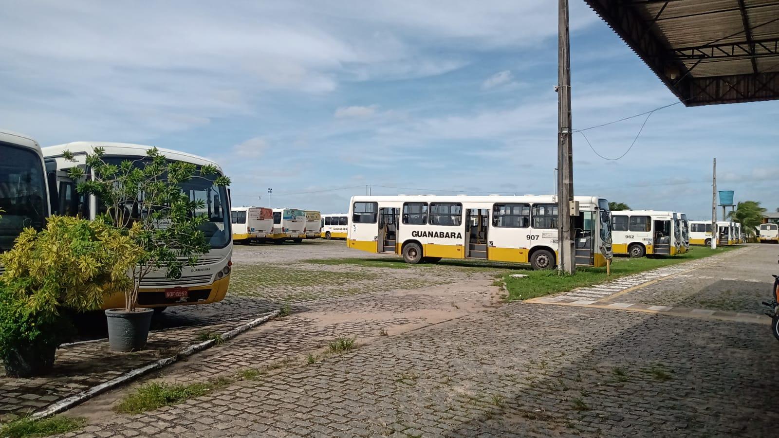 Greve dos rodoviários: Prefeitura de Natal e Governo do RN fecham acordo para subsidiar tributos sobre o transporte público