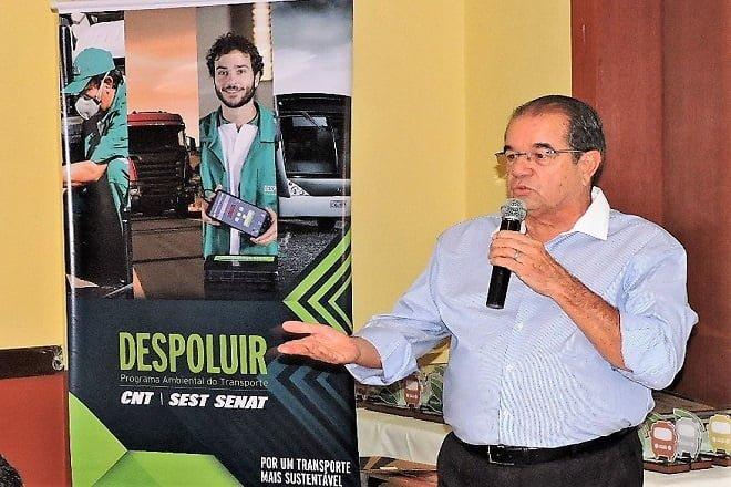 Modelo de transporte em Natal é injusto, diz Eudo Laranjeiras, presidente da Fetronor