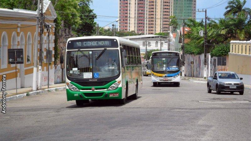 Natal: fluxo de passageiros por ônibus cresce 16,47% em relação ao início da pandemia