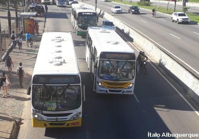 Seturn solicita reajuste do cálculo da tarifa de ônibus de Natal
