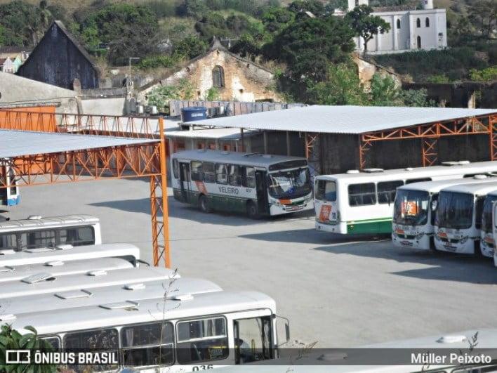 AL: Funcionários da Auto Viação Veleiro realizaram manifestação em Rio Largo
