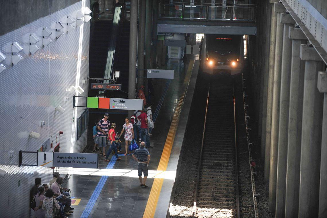 Transporte sobre trilhos perde R$ 4 bi na pandemia