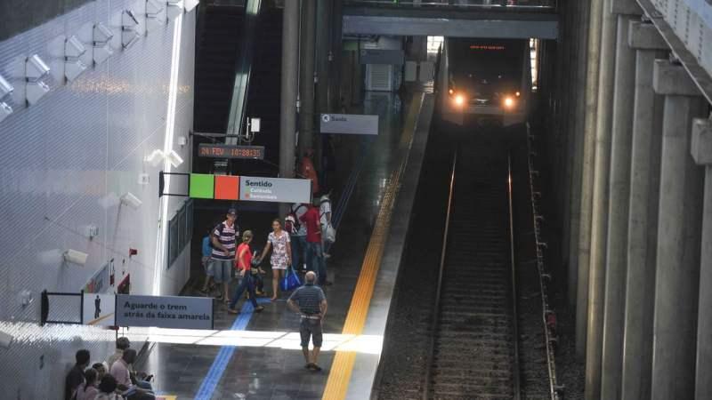 Devido o coronavírus, metrôs e trens do Brasil acumulam R$ 3,3 bilhões de déficit de receita tarifária