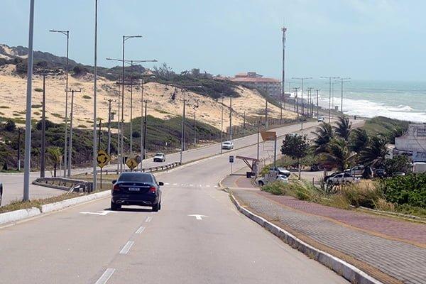 Via Costeira está sem radares eletrônicos há 10 anos