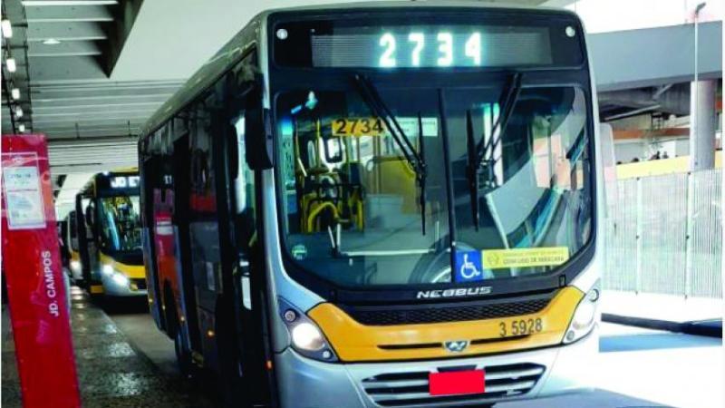 SP:  Apta comercializa 10 novos Volksbus para a Upbus