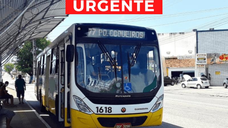Justiça determina que Município do Natal restabeleça a circulação de toda a frota de ônibus e opcionais