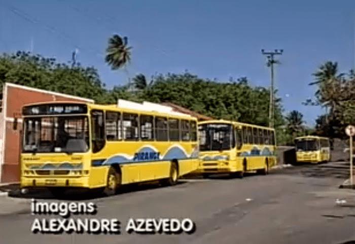 #TBT Unibus RN: Recordando os 'Urbanus' da Pirangy