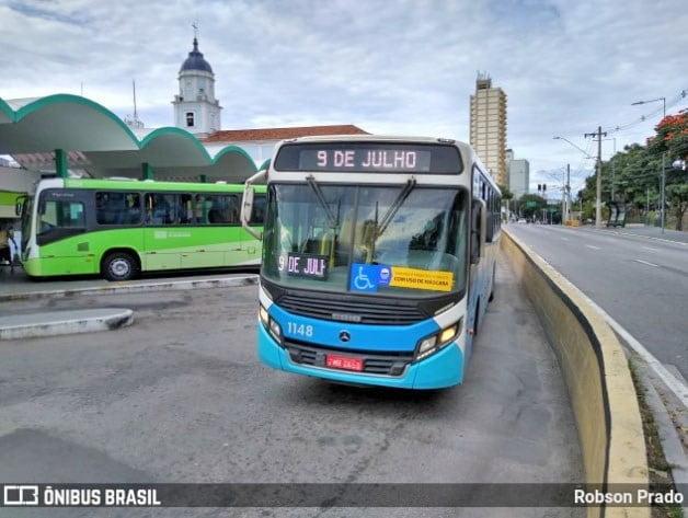 São José dos Campos: Ônibus registram baixo índice de contágio pelo novo coronavírus