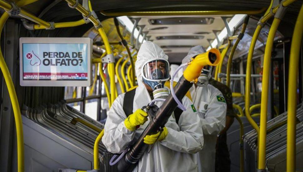 Artigo – Impactos da Covid-19 sobre o transporte por ônibus