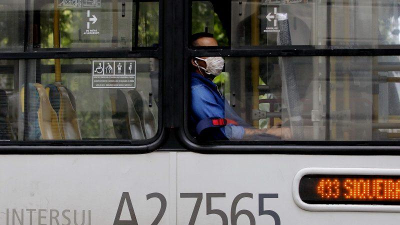 Governo do Rio reduz restrição de lotação no transporte intermunicipal