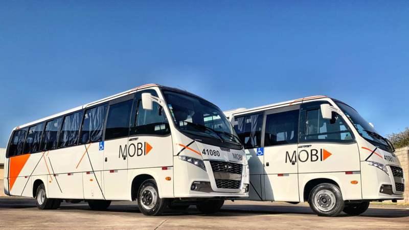 GO: Mobi Transporte adquire dois veículos Fly 9 Executivo