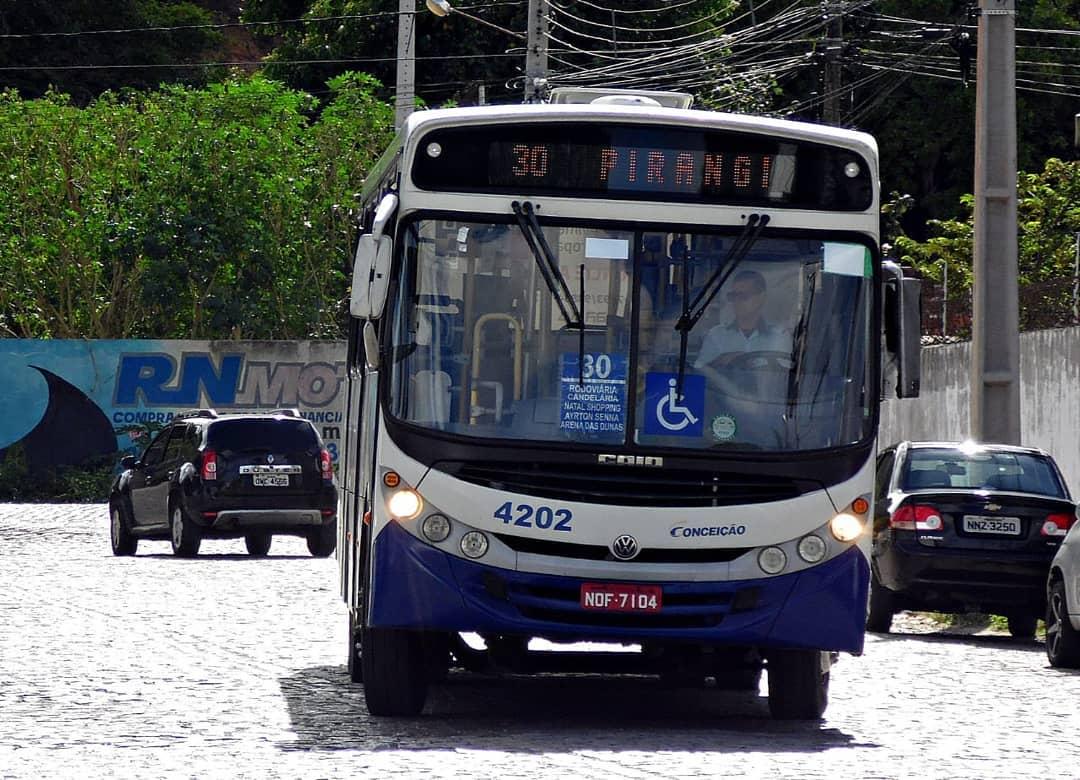 Empresa Conceição anuncia desativação da linha 31, redução de itinerário das linhas 21 e 30, e novas nomenclaturas