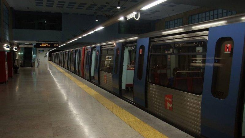 Pandemia: Lisboa começa a registrar aumento na compra de passes de transporte