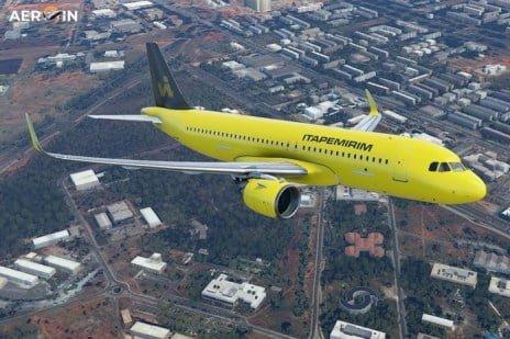 ITA está negociando hub em Vitória e primeiro voo no final de março de 2021