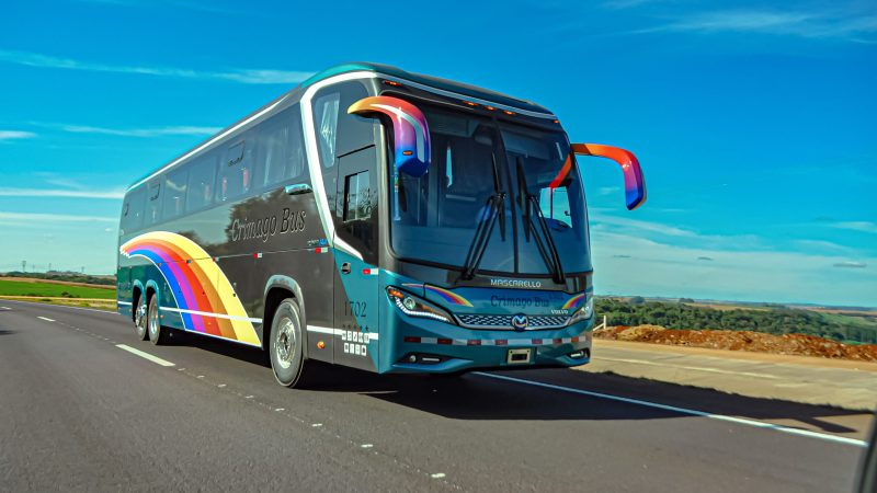 No Uruguai, Volvo e Mascarello ampliam frotas de operadores turísticos e de fretamento