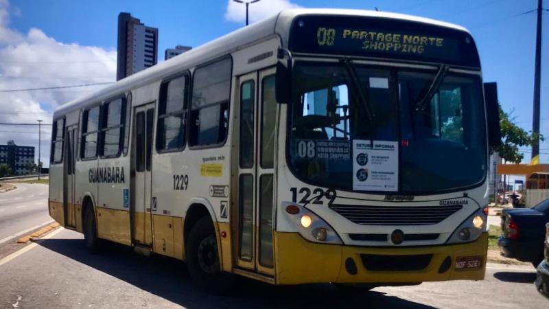 Câmara de Natal vai votar projeto para baixar imposto para empresas de ônibus durante a pandemia