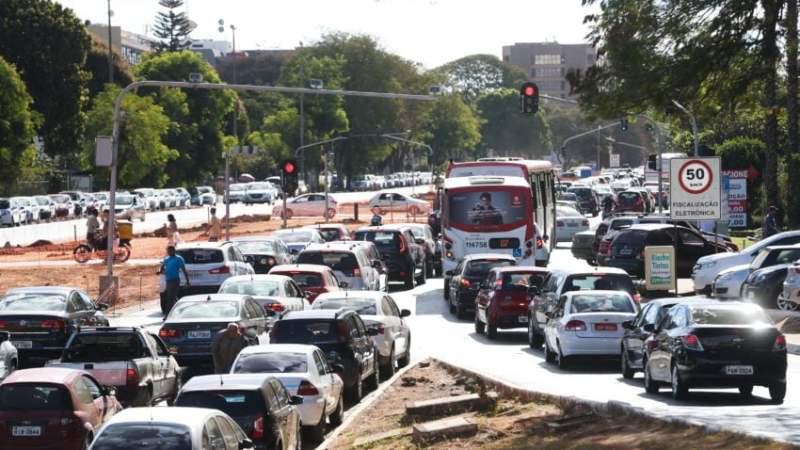 47% estão insatisfeitos com mobilidade urbana, segundo Datafolha
