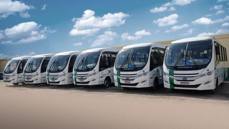 Micro-ônibus Volkswagen 9.160 OD é o escolhido para nova frota da CTC Integradas