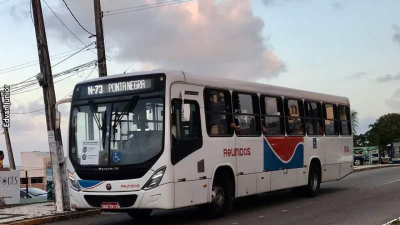 Natal terá nova faixa compartilhada para ônibus e ciclistas