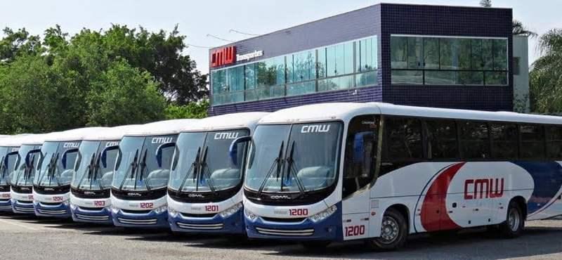 Iveco fecha venda de 11 chassis de ônibus para CMW Transportes