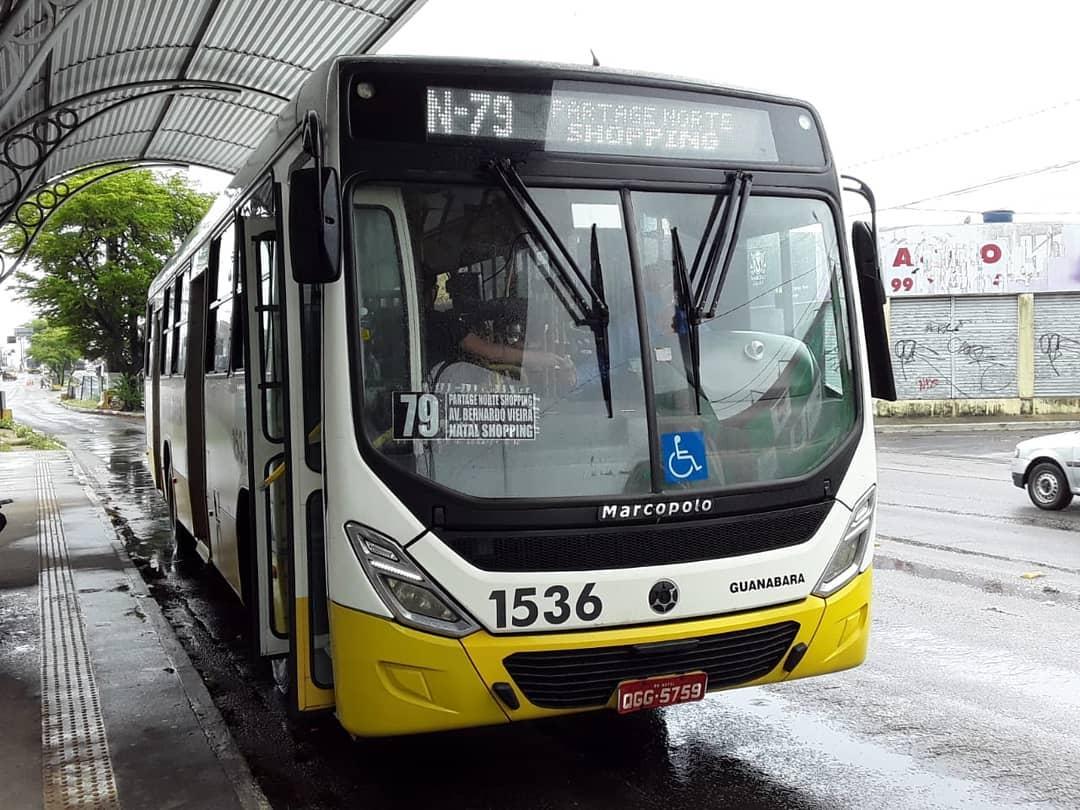 Projeto de lei determina instalação de sistema que avise sobre assaltos em letreiros de ônibus em Natal