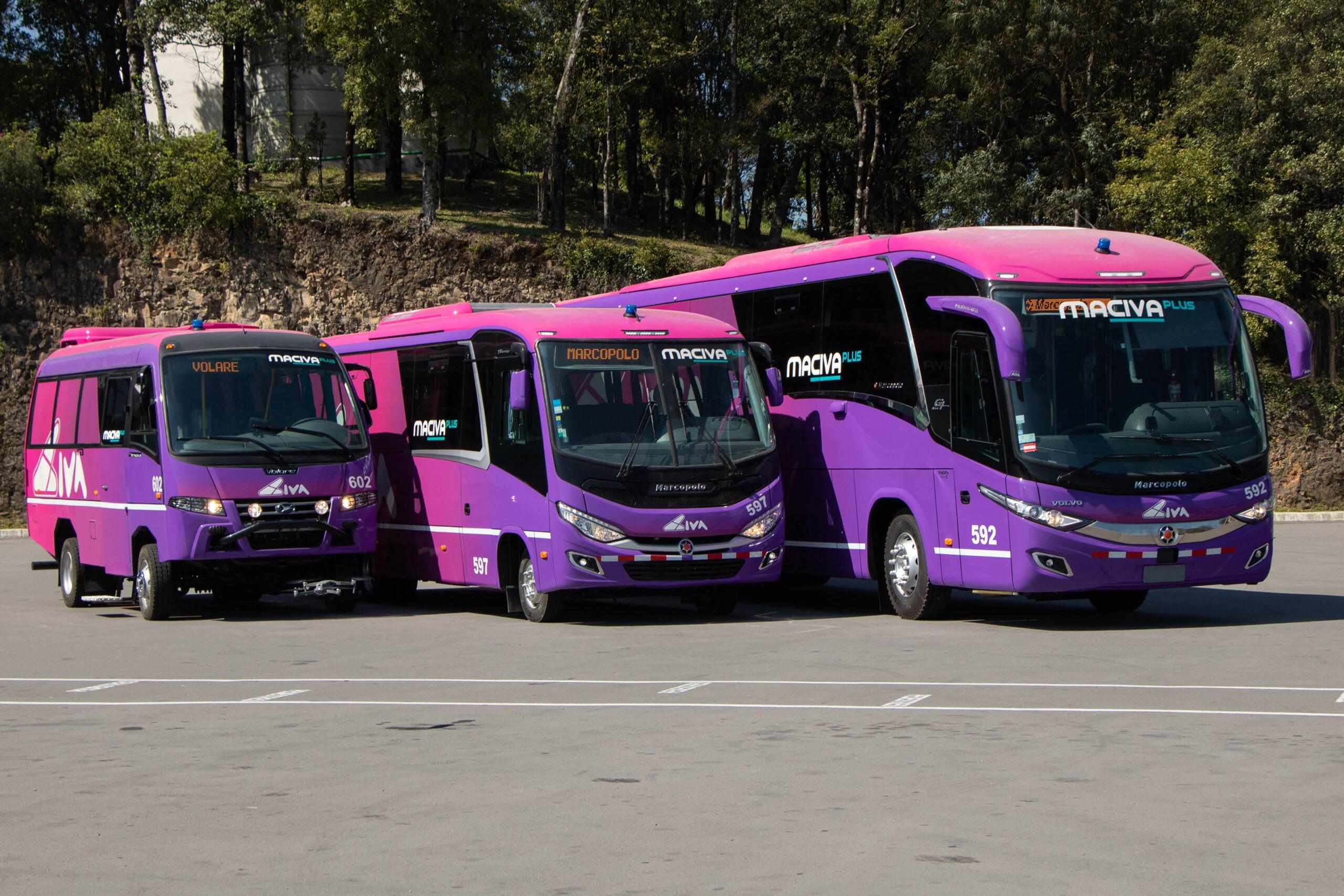 Internacional: CIVA adquire 32 veículos Marcopolo e Volare