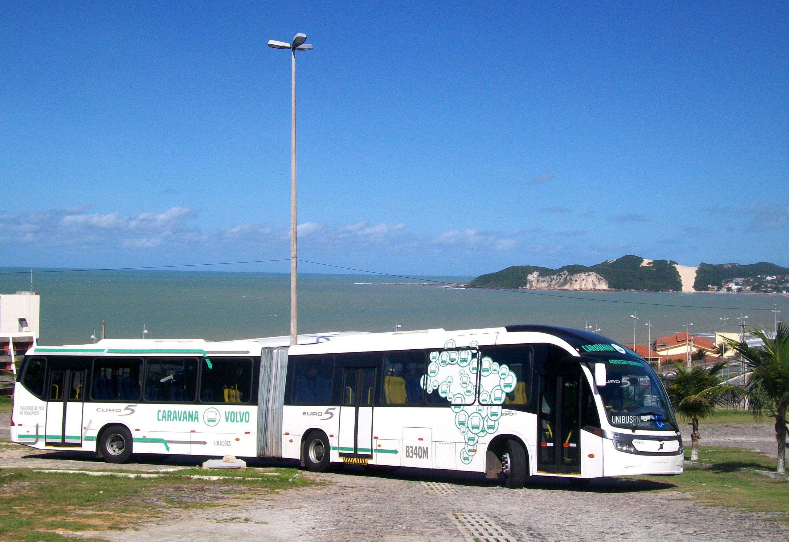Volvo alcança marca de 100 concessionárias de caminhões e ônibus o País