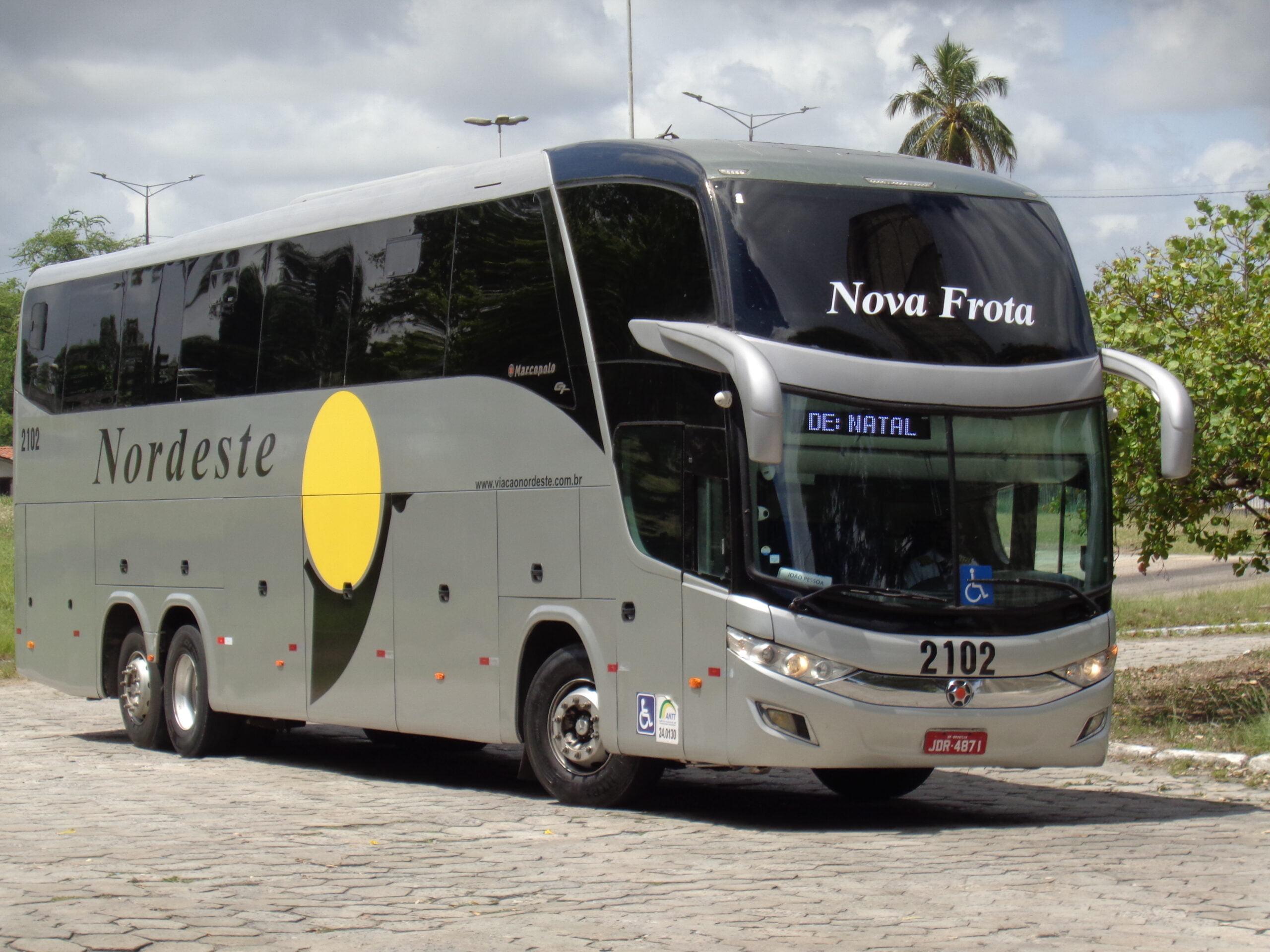 Viação Nordeste anuncia descontos de passagens na black friday