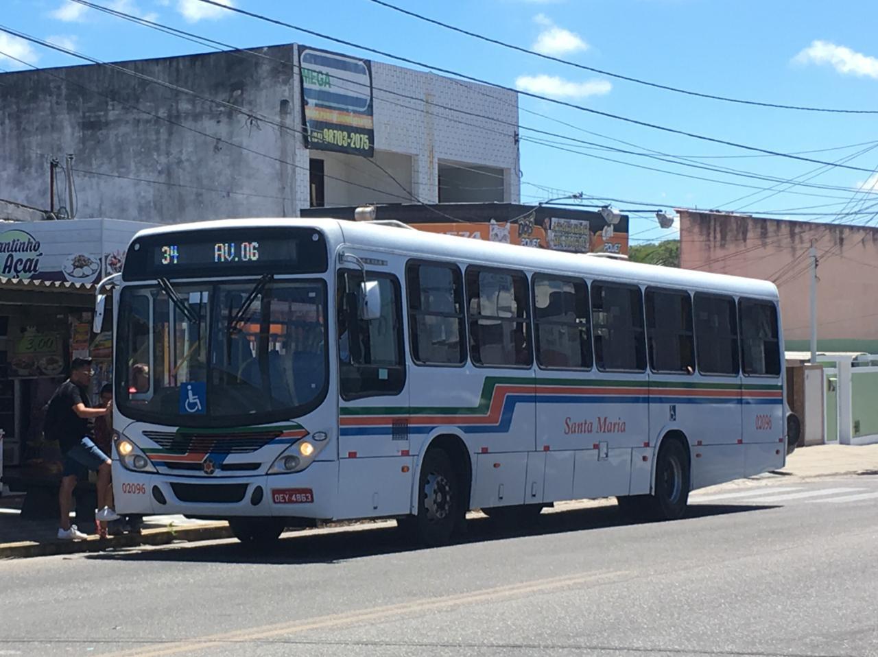 Volta de 100% da frota de ônibus só deve acontecer na semana que vem