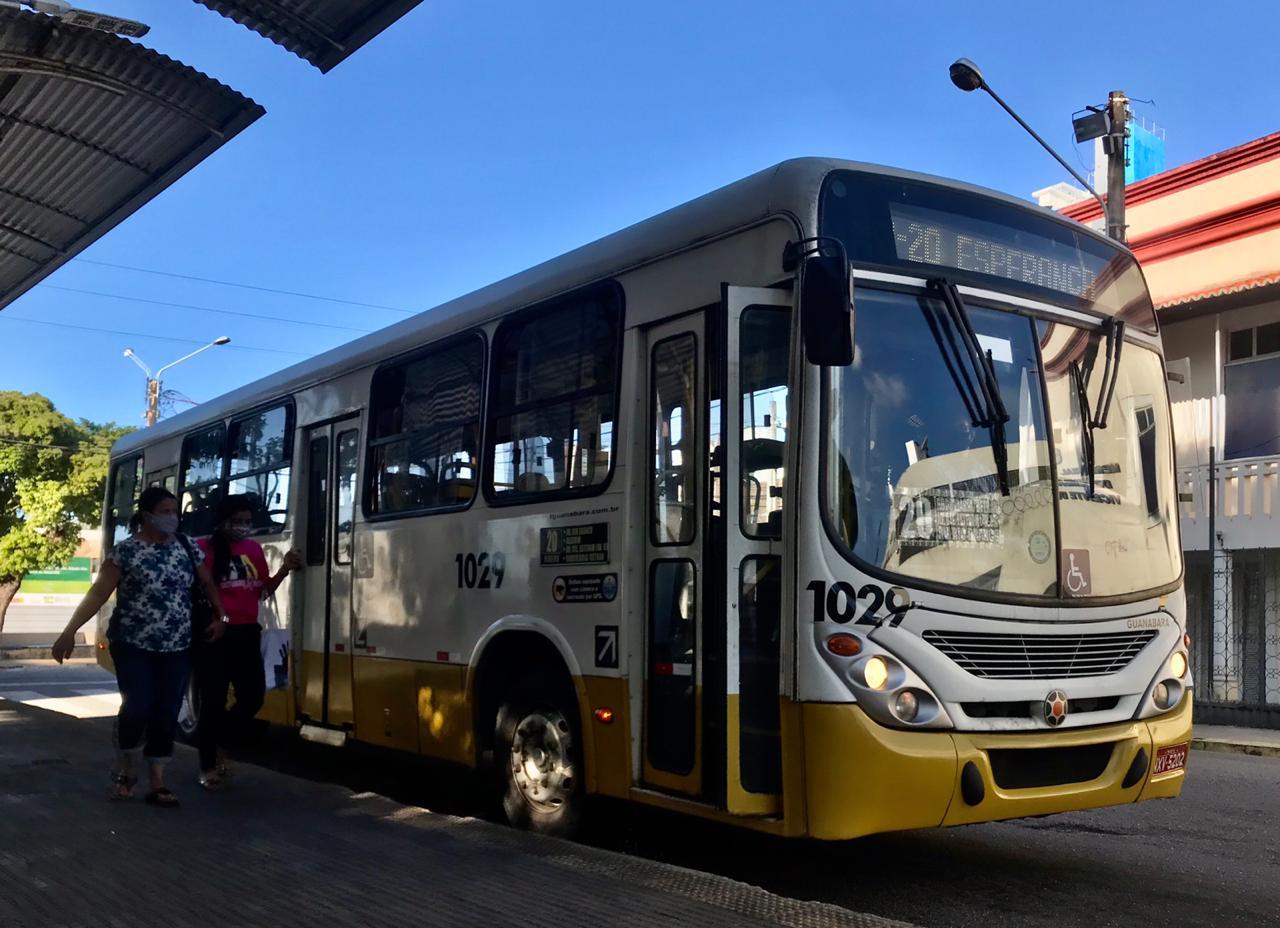 Projeto de Lei quer estabelecer gratuidade nos ônibus para mulheres vítimas de violência em Natal