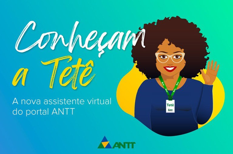 ANTT lança assistente virtual