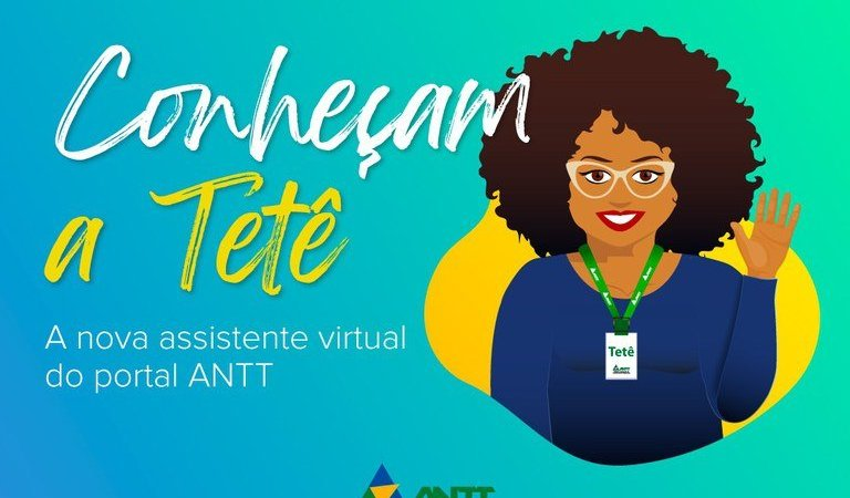 ANTT lança assistente virtual