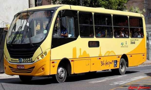 Ônibus por aplicativo é testado em Belo Horizonte
