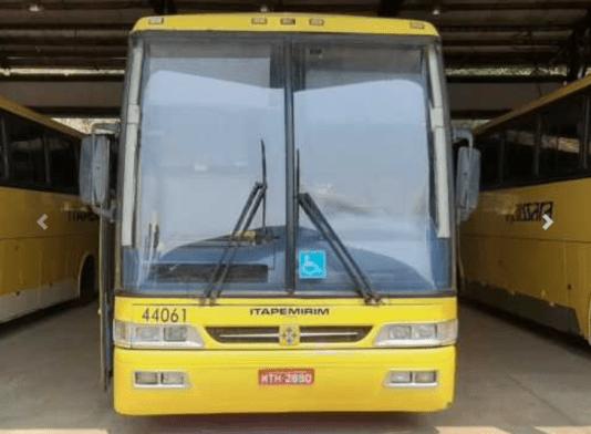 Grupo Itapemirim disponibiliza 27 ônibus para o primeiro leilão de 2021